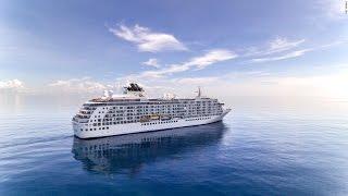 The World Cruise Ship | A Floating City of Millionaires | World's Largest Cruise