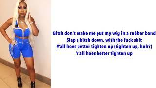 City girls - Tighten Up Lyrics