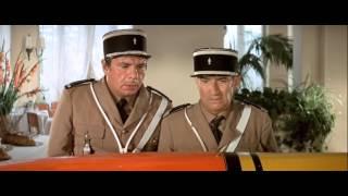 Louis de Funès : Le gendarme en balade (1970) - Passez moi une petite fourchette à huitres