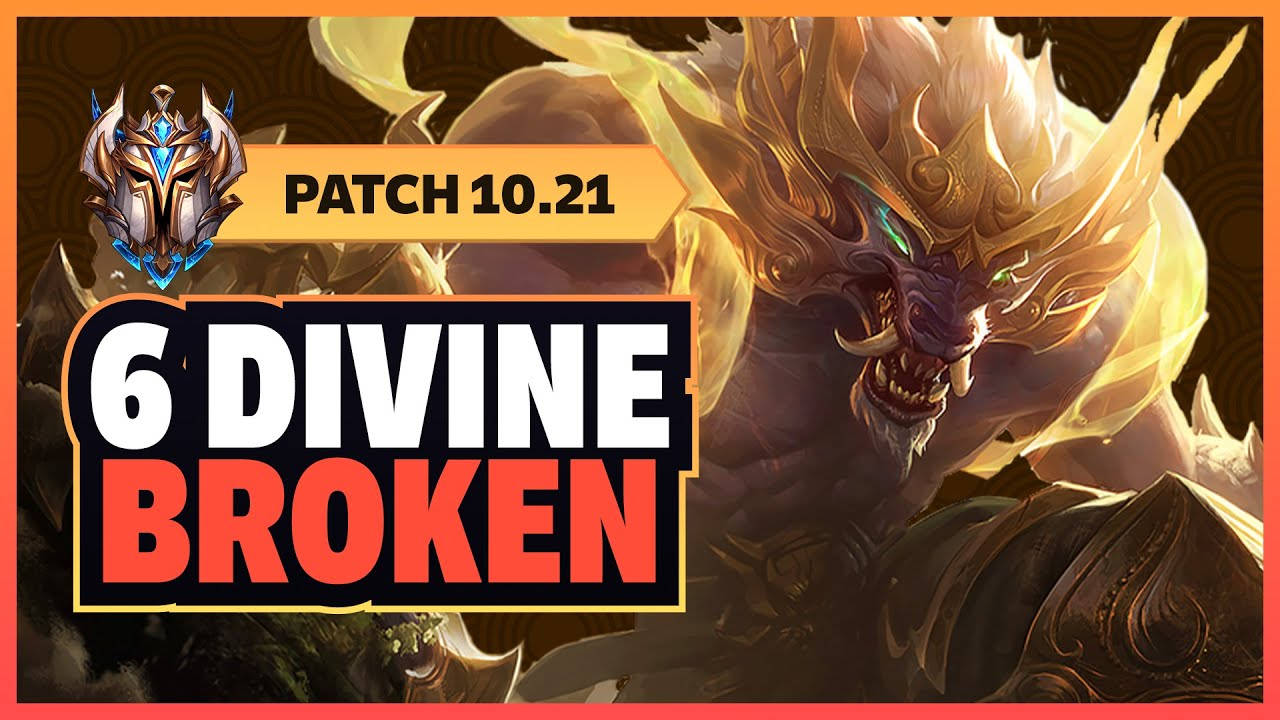 Tabzz - How to Climb W/ 6 DIVINE   TFT 10.21   CHALLENGER TFT