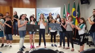 Conjunto Instrumental Colégio Teutônia - Bate o sino pequenino