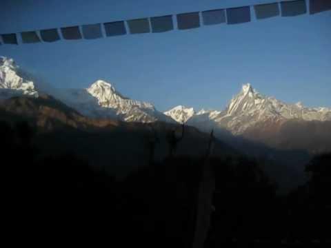 Nepal 2012 Annapurna South oraz Machupachure / himaltrip.com