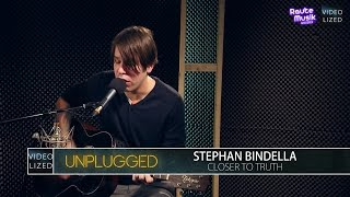 Videolized: Unplugged | Stephan Bindella -  CLOSER TO TRUTH