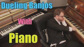 Dueling Pianos - Tchaikovsky Piano Concerto 1