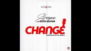 Strongman - Change (Feat Kumi Guitar) (Audio Slide)