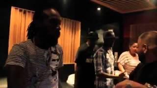 Dj Khaled Signs Mavado To We The Best Music Group [STUDIO VID]