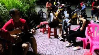 广東省五華縣,華城火車站广塲,華東中學師生音樂會