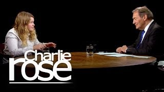 Kate Tempest performs part of her show 'Brand New Ancients' | Charlie Rose