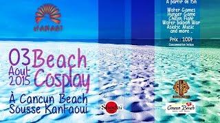 #4STRO TV Beach Cosplay Reportage