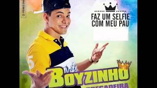 BOYZINHO O REI DA BREGADEIRA CD NOVO 2015 - AS NOVINHAS DE HOJE NÃO AGUENTAM VER PAREDÃO