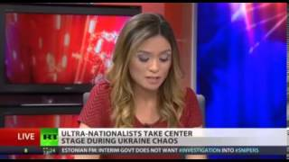 RT Anchor Quits on Air