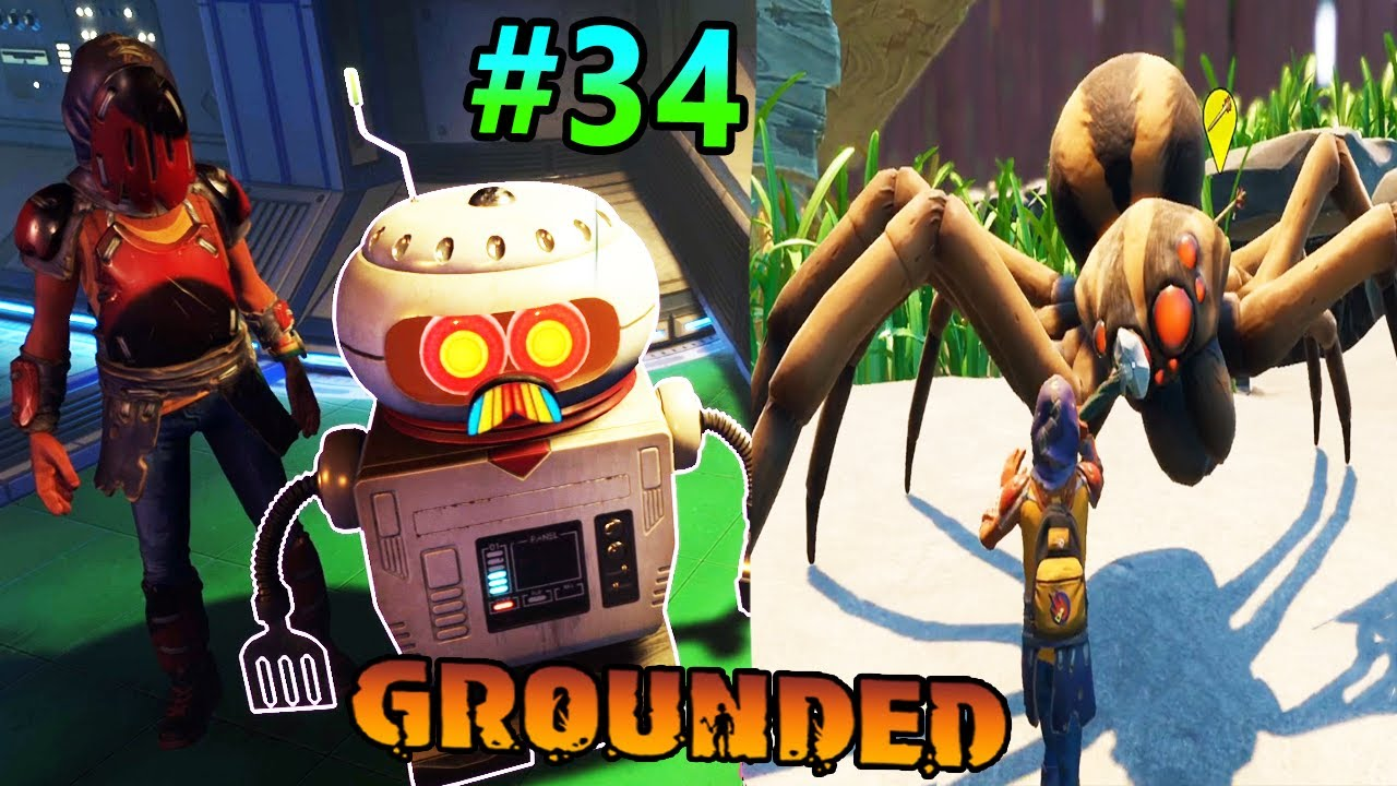 NightShadowXO - Lady Bug Armor Full Set | Best Armor In Grounded Feel Powerful! - Grounded Part 34