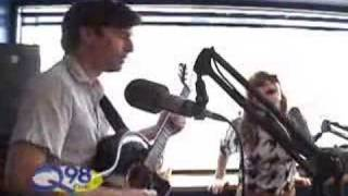 "Rilo Kiley ""The Moneymaker"" Live and Acoustic Q985"