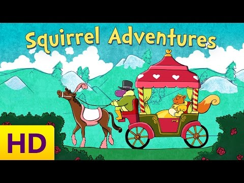 Little Elephant Birthday - Animated Cartoon for Toddlers