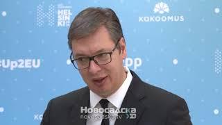 Izjava Vučić o SPC