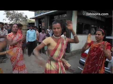 バングラデシュの女装芸人ヒジュラ