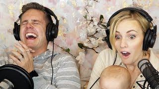 TRY NOT TO LAUGH CHALLENGE! 🤣 | Ellie And Jared width=