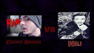 Rap Battle Codrin Bradea Vs Neli ( Frestyle) Partea a 2 a