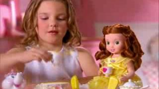 La un ceai cu prietena mea Bella - Disney Princess