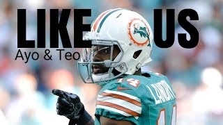 Jarvis Landry- |Like Us| Season Highlights 2017-18(HD)