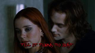 Amy Lee - Love Exists : Queen of the damned (2002) UNofficial music video + Lyrics [HD]