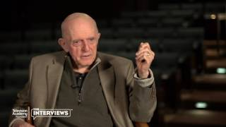 """John Astin on being a part of """"Addams Family"""" revivals - TelevisionAcademy.com/Interviews"""
