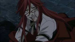 Black Butler~Grell Sutcliff Funny Moments (Dubbed)