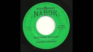Elizabeth Johnson - Heartbreak Highway