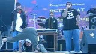 Mc Crost & BK aftershock live 2008