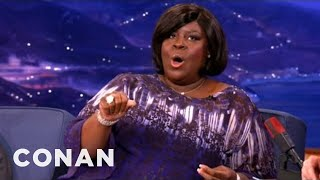 Don't Assume You Know How Retta Rolls - CONAN on TBS