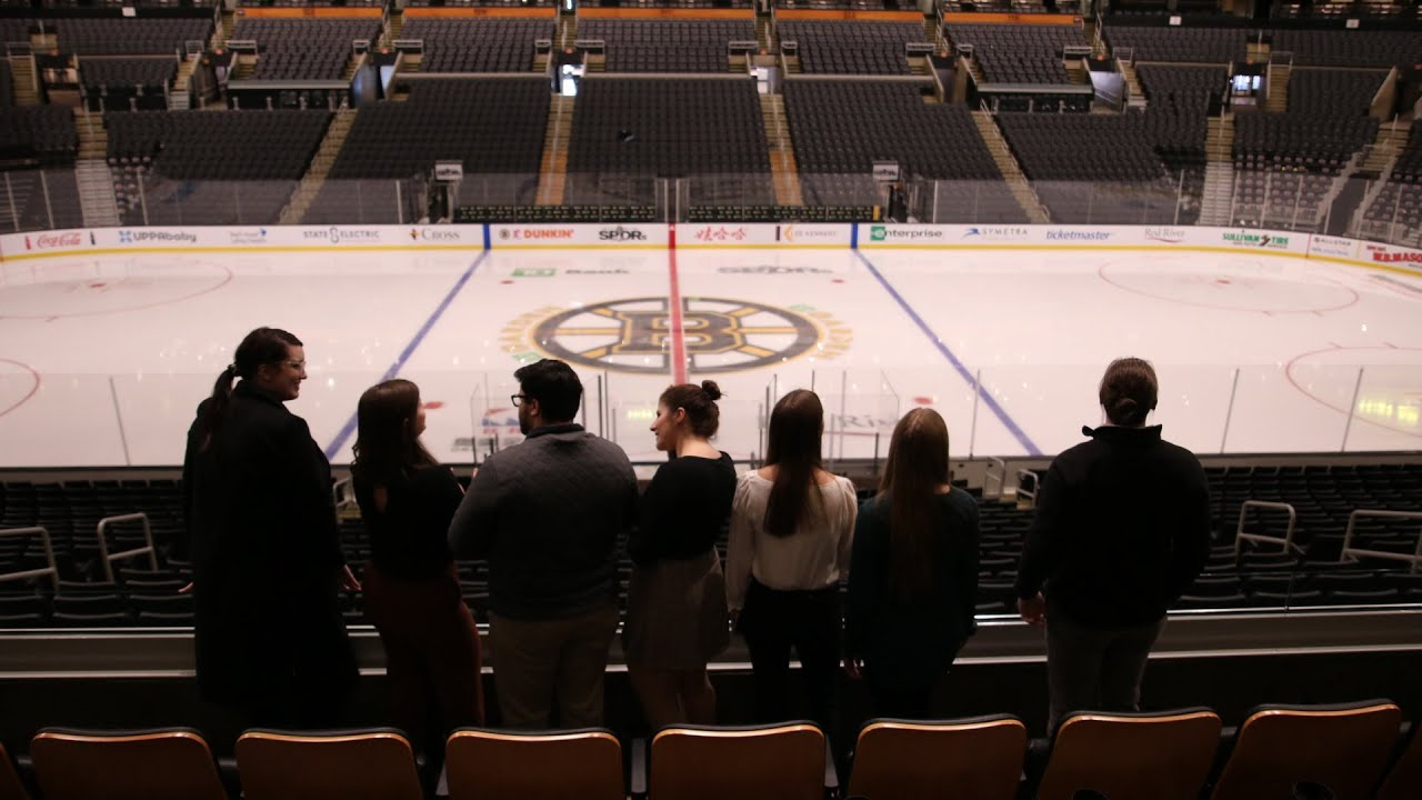 TD Garden Projects Provide 'Once in a Lifetime' Opportunity thumbnail