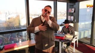 """Otis Stacks interprètent """"Fashion Drunk"""""""