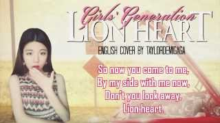 [English Cover] GIRLS' GENERATION (소녀시대) - Lion Heart by JANNY