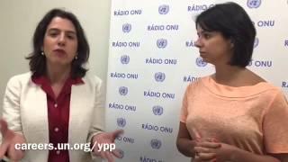 Vídeo: Concurso Jovens Profissionais da ONU