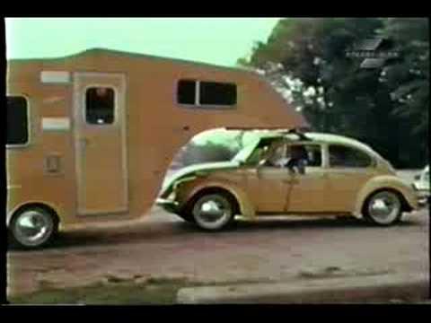 1974 Volkswagen Beetle & Camper - road test