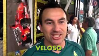"Veloso dispara ""Tiririca conhece bem Brasilia, ele vai consertar Brasília"" - VOTE 2222"