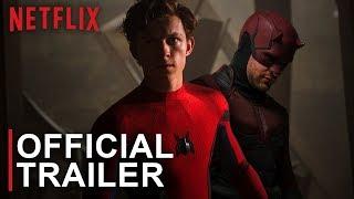 Marvel's Daredevil and Spiderman   Trailer [Fan Made]   Netflix