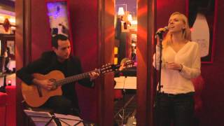 The Time Is Now (Moloko Cover) - Mareeya & Davide Petrocca
