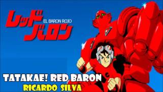 Tatakae Red Baron (El Baron Rojo) cover latino by Ricardo Silva