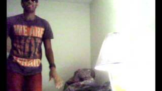 singing where i wanna be by donnel jones (cover)