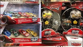 Toy Hunt 2019 FOUND New Disney Cars Mini Racers Miss Fritter Gold Ramone Cam Spinner Beach Racers