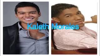 Los Morales Personajes Reales