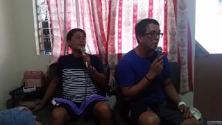 Pangako by The Flippers - cover Ernie & Poglets