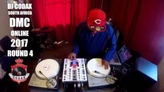 DJ Codax - DMC Online 2017 Round 4