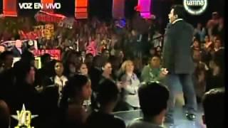 """Yo Soy 02-05-13 AMERICO """"Tu Hipocrecia"""" [Ronnie Quilca] Yo Soy 2013 [Noche de Eliminacion]"""