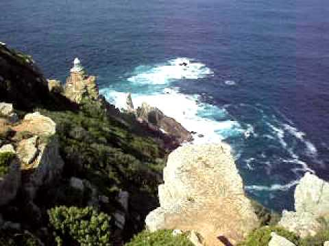Lighthouse at Cape Point (South Africa)