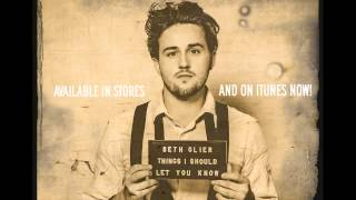 Seth Glier - Man I Used To Be