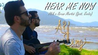 Hear Me Now - Alok, Bruno Martini feat. Zeeba (Acústico AllSing Cover)