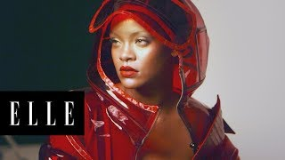Watch Cardi B, Emilia Clarke, and Rihanna on Video at ELLE!!!!