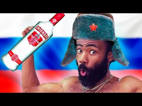 "Russian ""This Is America"" Parodies"
